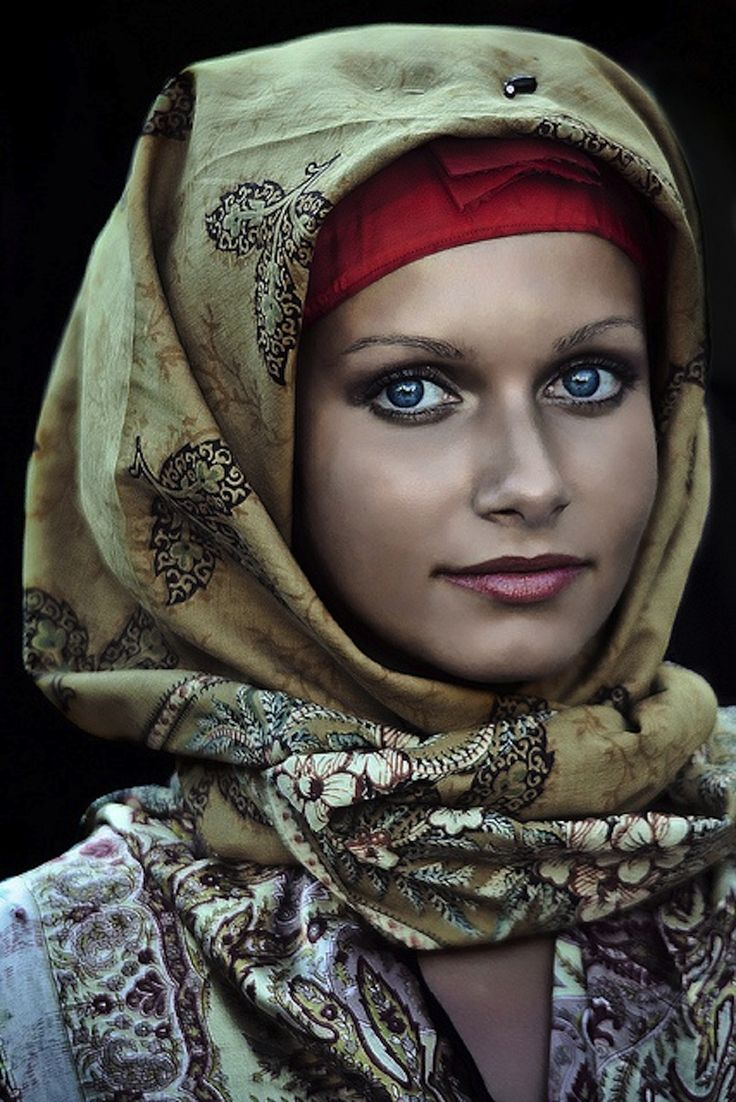 Spanish gorgeous lady