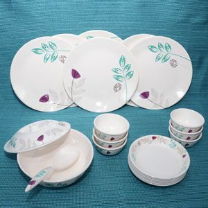 Wedding Season!! What you have planned to gift your dear one's? Present a dinner set, perfect for the occasion.  Shop #OnlinegiftstoIndia @ http://www.giftsngreets.com