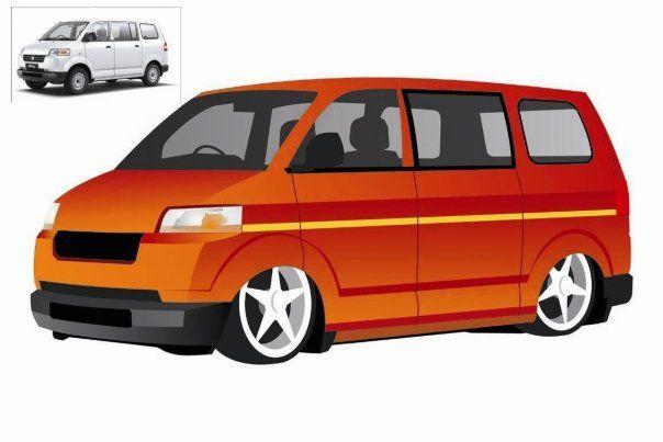 Suzuki APV Vector