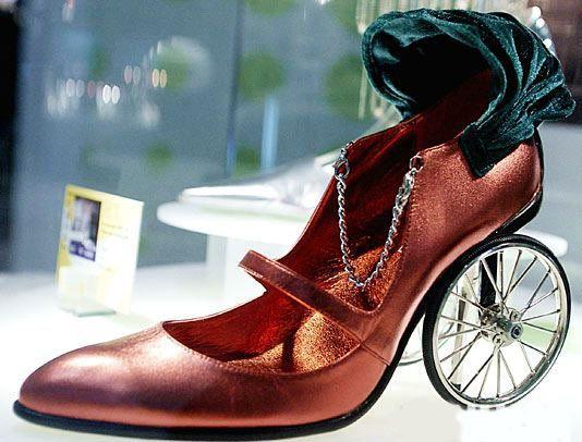 En Yaratıcı Ayakkabı Modelleri - 10