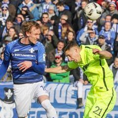 Bundesliga - Matchday 22 - Darmstadt 98 vs FC Augsburg