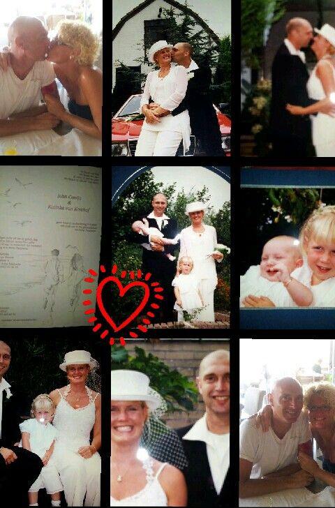 9-9-2014 15 jaar getrouwd!