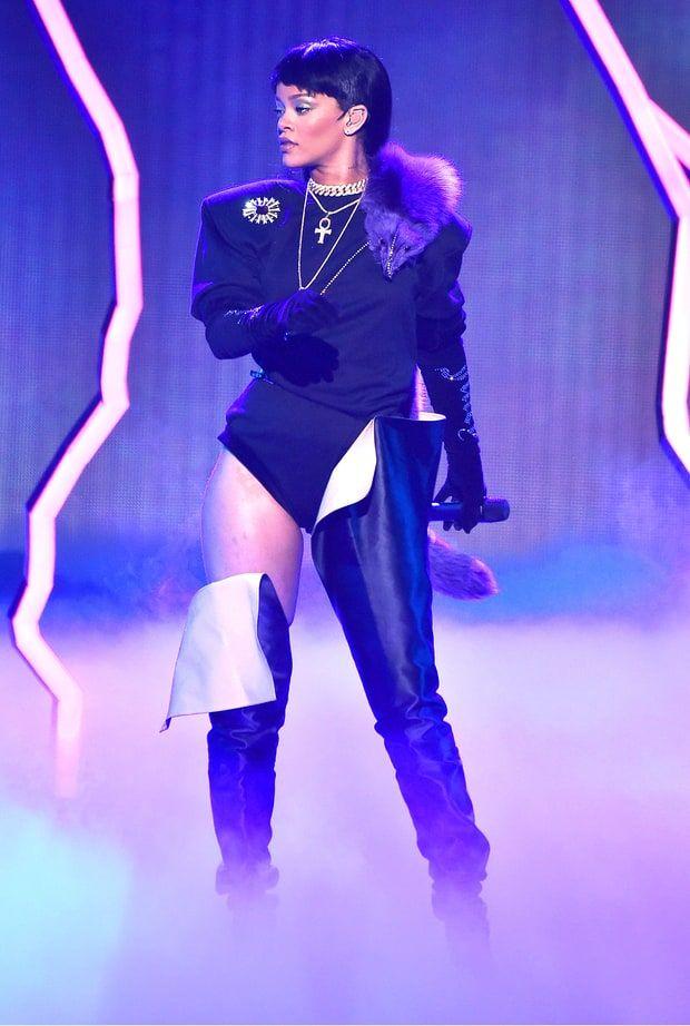 Navy Strong Prince Vibes, Rihanna VMAs 2016