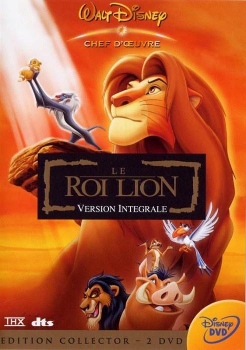 Le Roi Lion - à mon sens, LE Disney le plus mythique
