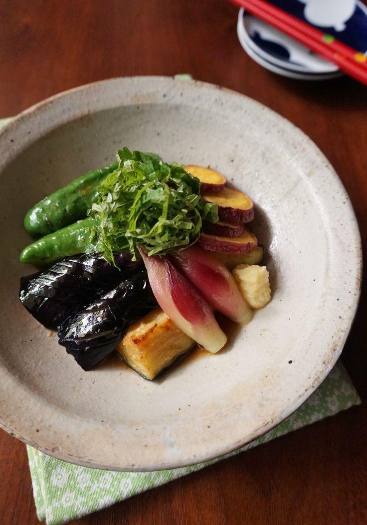 夏野菜の南蛮漬け by 楠みどり   レシピサイト「Nadia   ナディア」プロの料理を無料で検索
