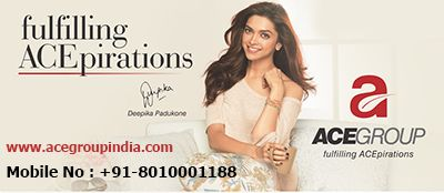 Ace Group India provides ACE City Greater Noida West call us @ 8010001188. It offers a charming blend of elite living with the best of contemporary world class amenities that assure your warm and luxurious lifestyle in the finest address.
