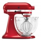 KitchenAid - Candy Apple RedDesign Series, Kitchens, Apples Red, Candies Apples, Candy Apples, Kitchenaid, Glasses Bowls, Products, Stands Mixer
