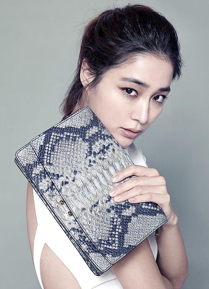 Lee Min Jung - Vincis Bench F/W 2014