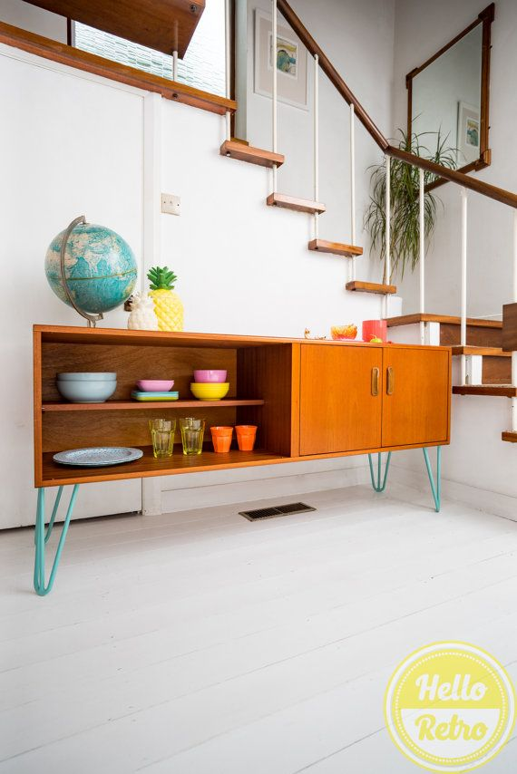 Stunning G Plan E Gomme Mid Century Danish by HelloRetrodesign