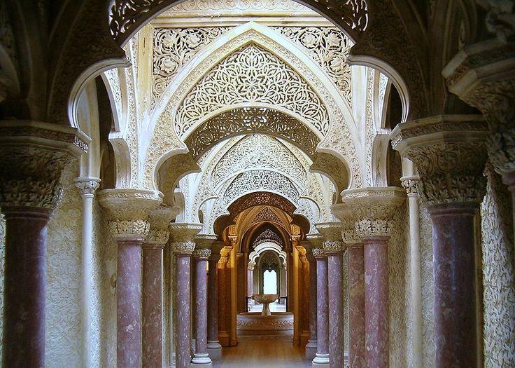 Palácio de Monserrate, Sintra, Portugal