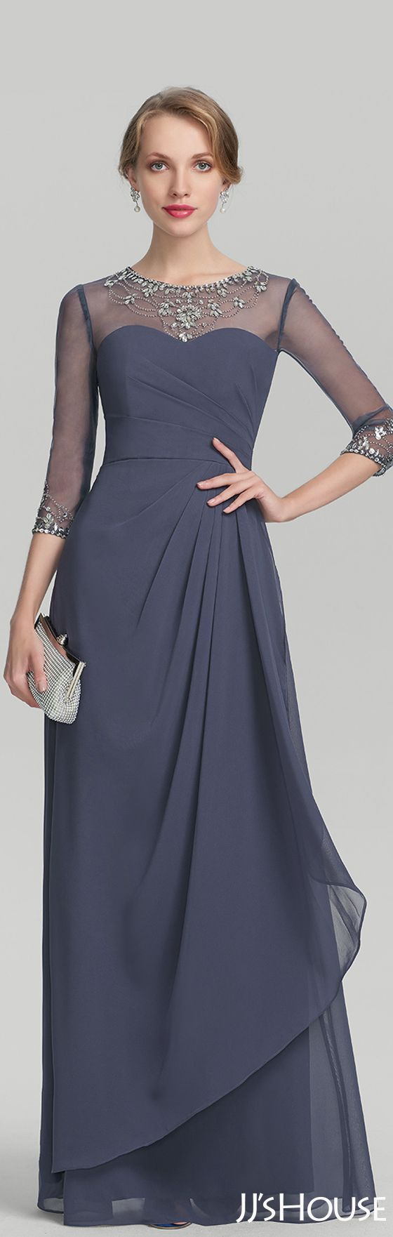 Modern and chic mother dress! #JJsHouse # Mother