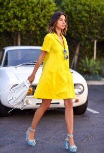 про короткие летние платья - абсолютно женское чтиво