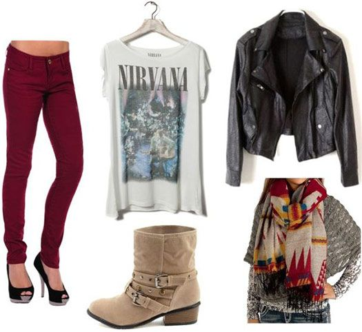 Winter outfit for a reunion with high school friends at a party | Highschool | Pinterest ...