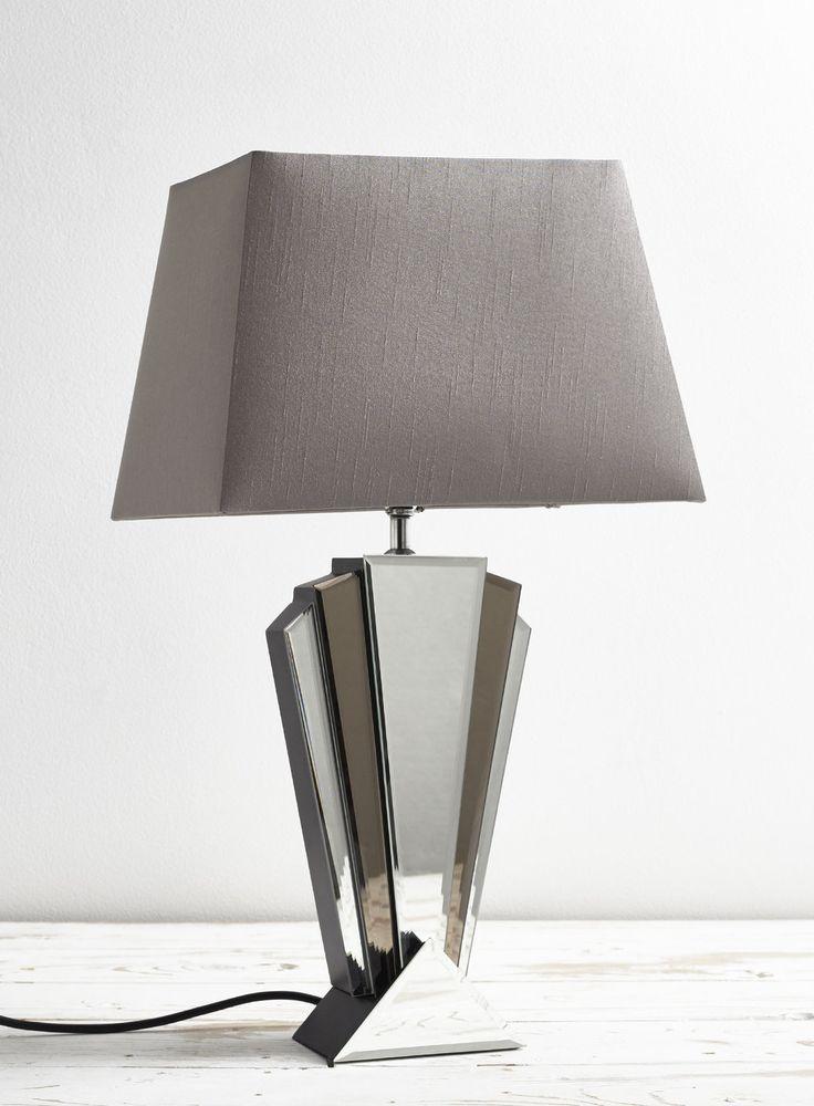 Mirror Deco Table Lamp