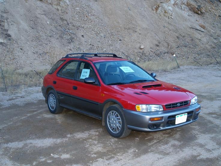 Subaru Impreza Outback 25 Sport Subaru impreza, Impreza