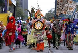 carnaval new Orléans 2017 états-unis