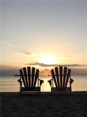 Yes!Adirondack Chairs, Favorite Places, Beach Sunsets, Dreams, Oceania Islands, Sunris, Island Living, Islands Beach Chairs, Islands Living