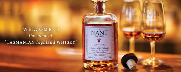 Welcome to Nant distillery
