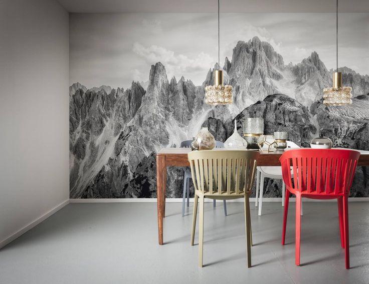 Die besten 25+ Vliestapete weiß Ideen auf Pinterest Wandbilder - wohnzimmer grun braun weis