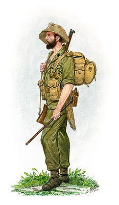 BRITISH ARMY - Chindit