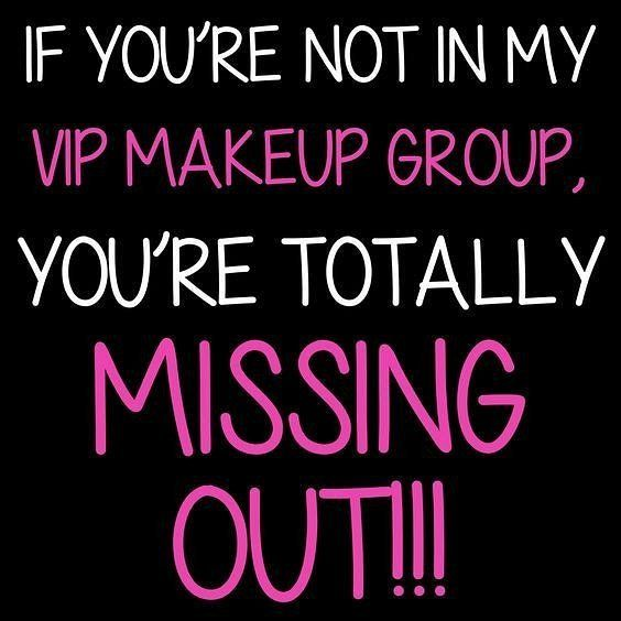True Story!! Give aways, Prizes, My current Stock, Friendship, Make Up Tips N Tricks....SO. MUCH. FUN!! Comment Below and we will get you added!! #bossbabe #lipsense #vip #lipstick #lipstickjunkie #makeup #skincare #obsessed #longlasting #giveaways #prizes #friendship #shopmystock http://ameritrustshield.com/ipost/1550077099992315339/?code=BWC-ujngnXL