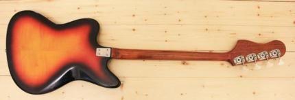 Framus Strato Golden de luxe Star Bass, original, Vintage, 60er in Hannover - Linden-Limmer | Musikinstrumente und Zubehör gebraucht kaufen | eBay Kleinanzeigen