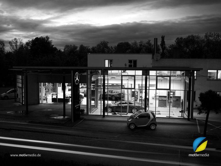 mo.FOTO ... Autohaus Brennsteiner @night night night