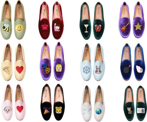 how cute are these emoji smoking slippers?!?: