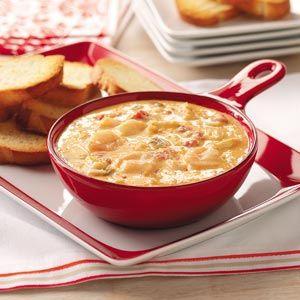Seafood Cheese Dip Recipe