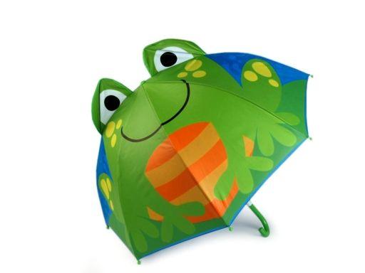 Detský dáždnik zvieratká