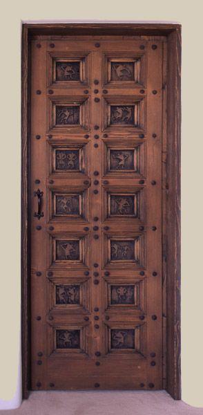 Bedroom Door 5477A Rickless Photo Robert Royem & 15 best French Doors- Spanish images on Pinterest | French doors ...