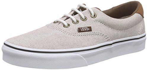 Authentic, Sneakers Mixte Adulte - Rose (Iridescent Eyelets/Wild Rose), 34.5 EUVans