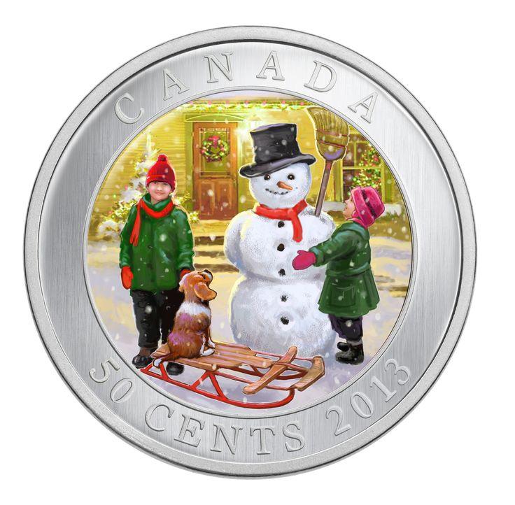 Bonhomme de neige en 3D (2013)