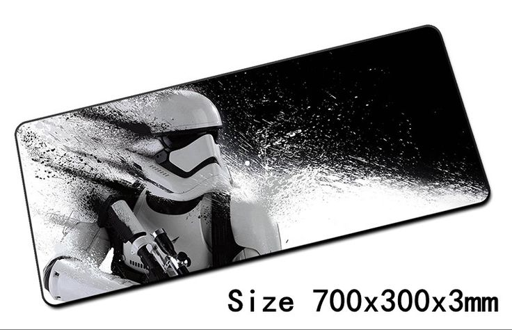 hot new star wars mouse pad 700x300x3mm pad to mouse notbook computer mousepad best gaming padmouse gamer to laptop mouse mat looks fine in design, features and function. The best accomplishment of this product is in fact simple to clean and control. The design and layout are totally astonishing that create it truly interesting and beauty...** View the item in details by clicking the VISIT button..