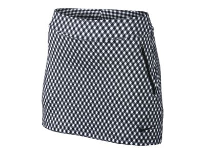 Nike Gingham Flight Golfskort