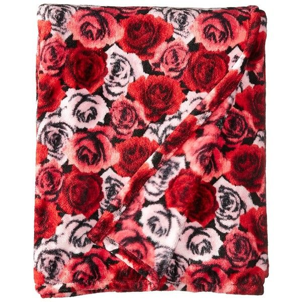 Vera Bradley Throw Blanket (Havana Hothouse) Blankets ($49) ❤ liked on Polyvore featuring home, bed & bath, bedding, blankets, vera bradley, polyester blanket, vera bradley throw, vera bradley blanket throw and patterned bedding