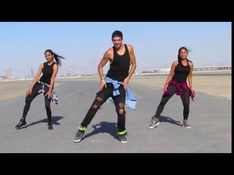 Janet Jackson - BURNITUP | ZUMBA choreo by MAJID - YouTube