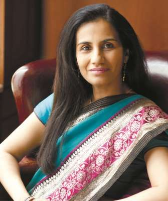 ICICI Bank was awarded the best bank for five times consecutively under her mentoring. Overseeing assets of USD 93 billion, with more than 2750 branches in India and the banks presence in 19 countries, A proud mother and an influential banker, her prime focus is pursuing new strategies and prioritizing day to day banking.: Chanda Kochhar