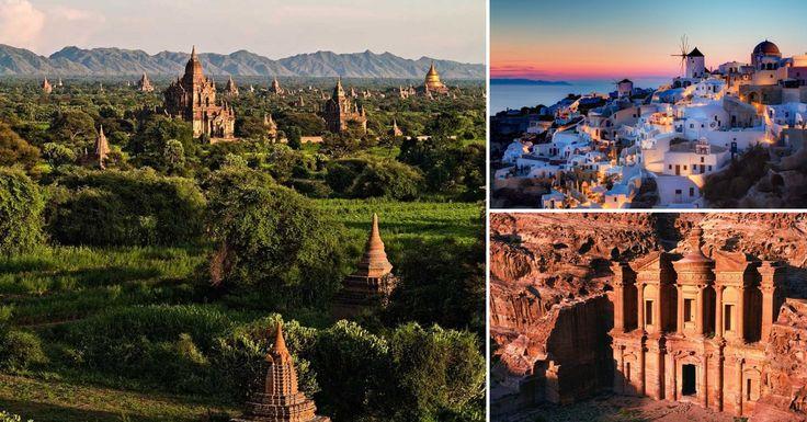 24 grandiosos sitios para visitar