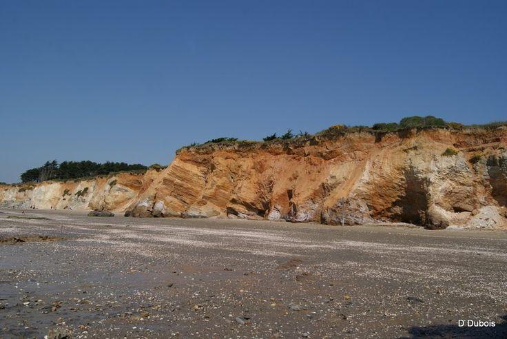 Roches rouges - falaises- Penestin - Bretagne sud  Bretagne- St Malo-Cancale....... - Dubois dominique - Picasa Albums Web