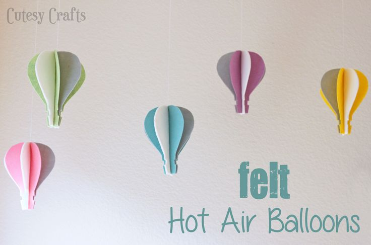 wizard of oz hot air balloon photo | To make these hanging hot air balloons, you will need the following ...