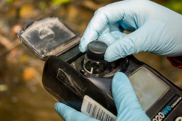 How to define water quality - water testing - environmental monitoring