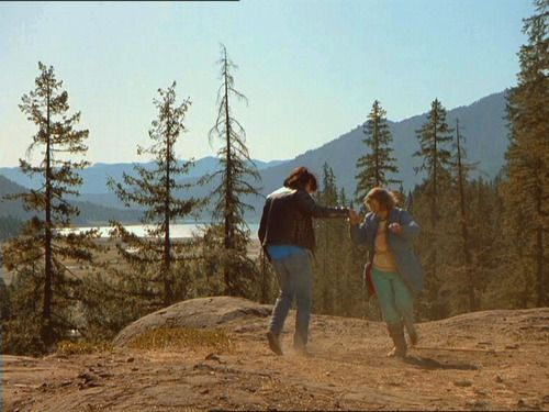 Northern exposure- one of my favorite moments in the show