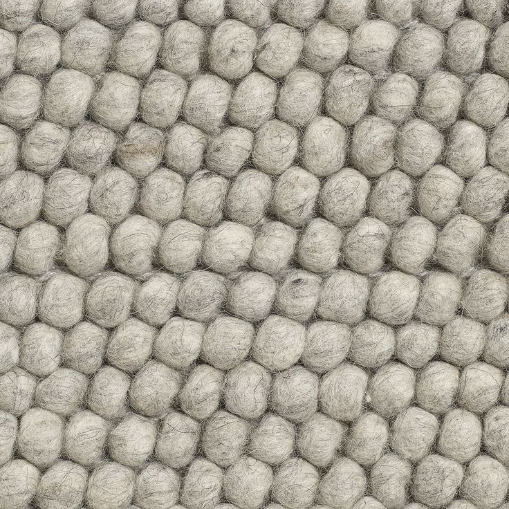 Add gorgeous texture to your interior with this Peas Rug from HAY. Indulgent 100% pure wool has been weaved together to create a soft to the touch surface sure to delight underfoot, whilst creating...