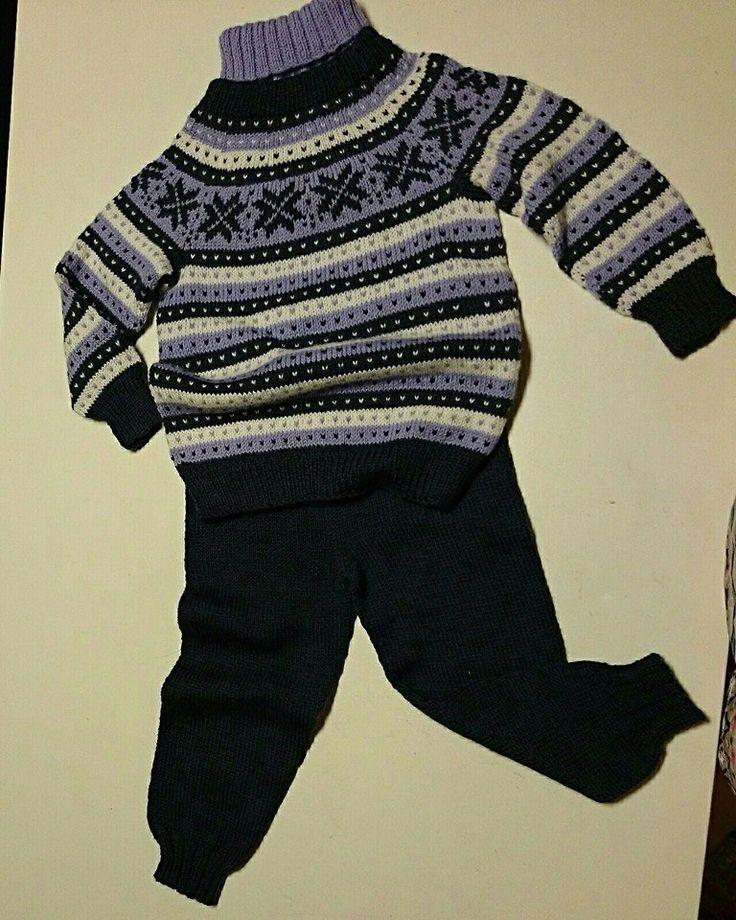 Fana genser, fargeinsirasjon