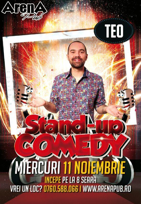 Miercuri, 11 Noiembrie 2015, ora 20:00, Arena Pub, Bucuresti