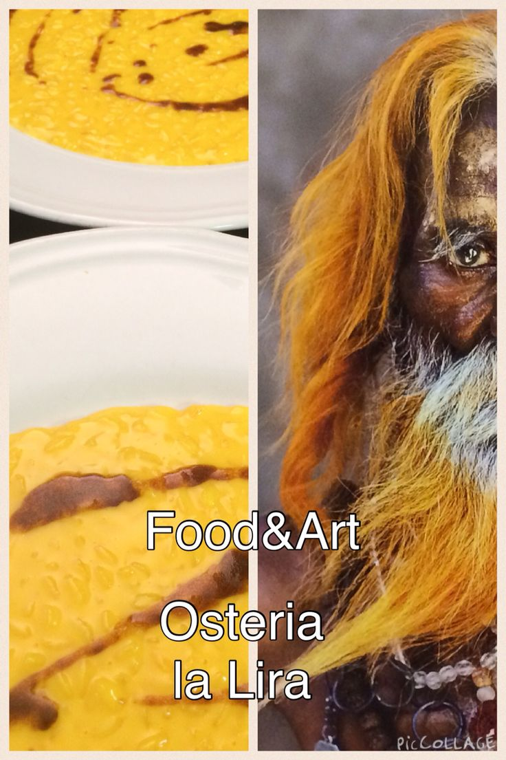 Food&Art@osterialalira