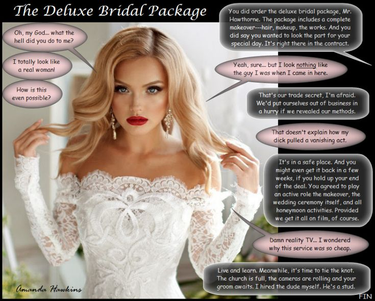The Deluxe Bridal Package By Amandahawkins71.deviantart