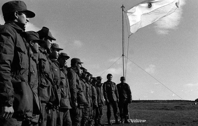 La Asociaciación de Veteranos de Guerra Pampeanos por Malvinas reclama reconocimiento histórico y moral