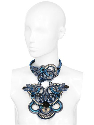DORI CSENGERI - ICARUS NECKLACE - LUISAVIAROMA - LUXURY SHOPPING WORLDWIDE SHIPPING - FLORENCE